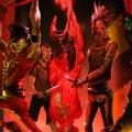 Noche de Circo, video oficial de Los Carniceros del Norte