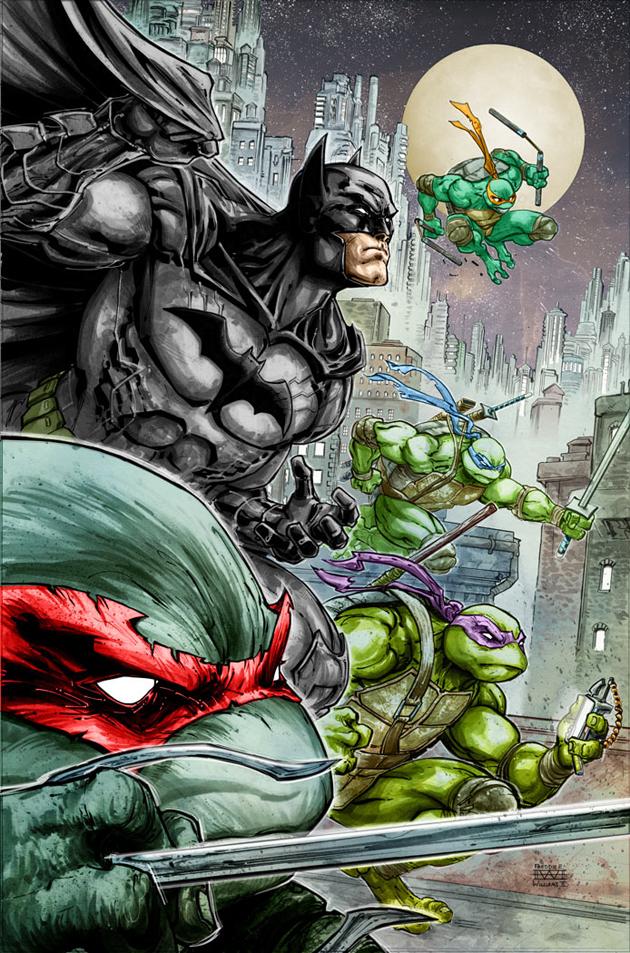 Batman / TMNT