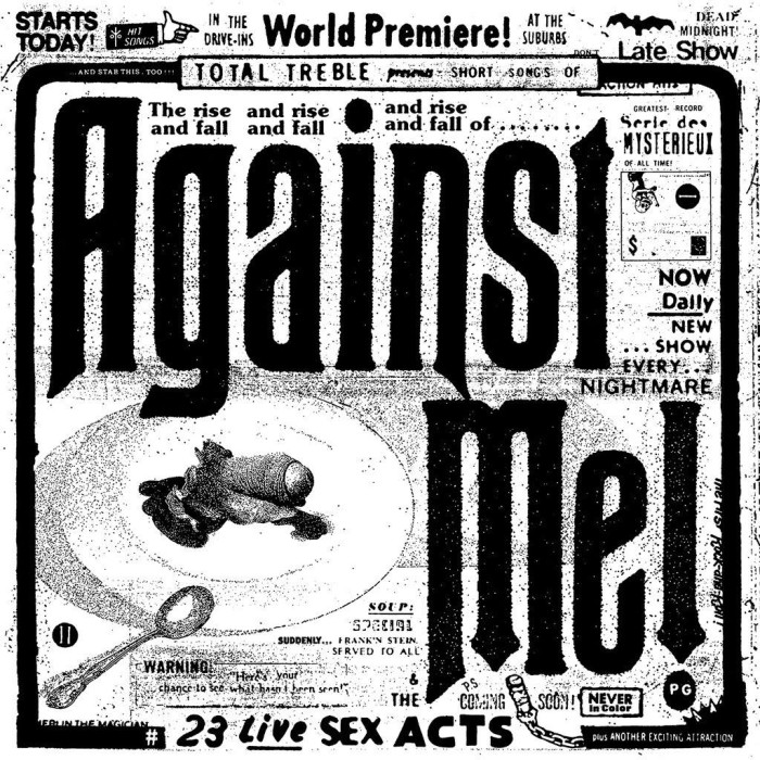 Against Me! - 23 Live Sex Acts Cover