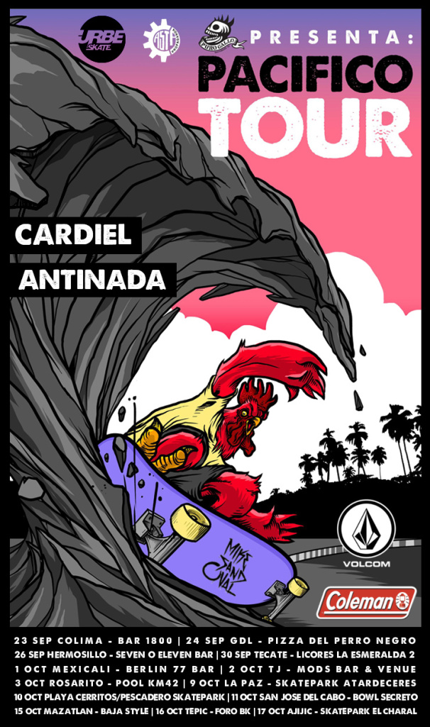 pacifico tour cardiel 2015